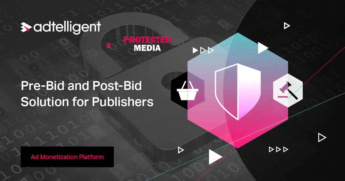 Adtelligent integrated pre-bid solution by Protected Media