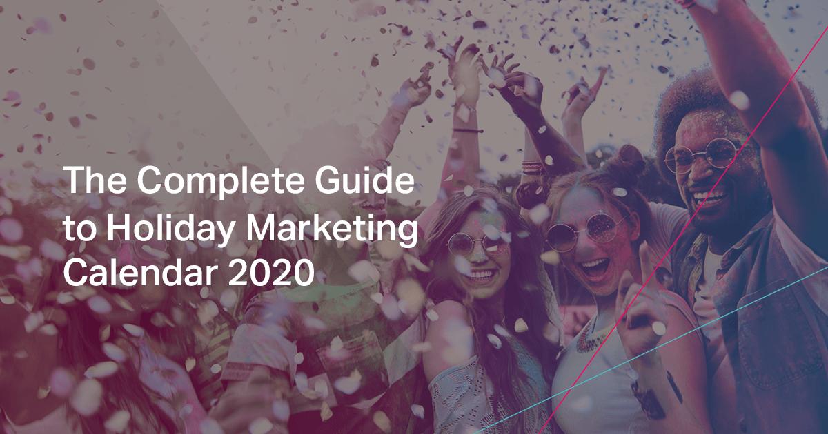 Marketing Calendar 2020